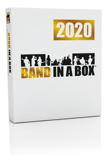 Band-in-a-box 2020 Para Mac Ya Está Aquí!