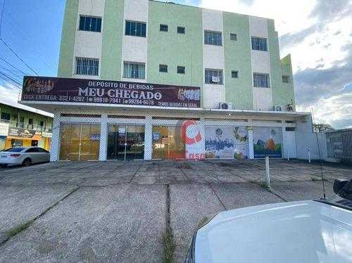 Imagem 1 de 4 de Loja Para Alugar, 126 M² Por R$ 7.000,00/mês - Jardim Mariléa - Rio Das Ostras/rj - Lo0046