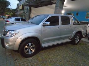 Toyota Hilux Cd 4x4 Automático - Diesel - Blindada 2011 -