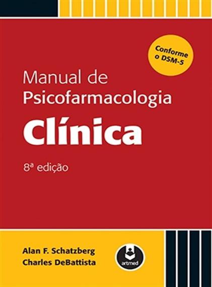 Manual De Psicofarmacologia Clínica