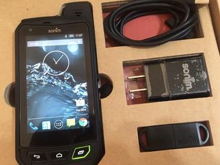 Celular Rugged Ip69 Uso Militar Fabricas Sonim Xp76 En Caja