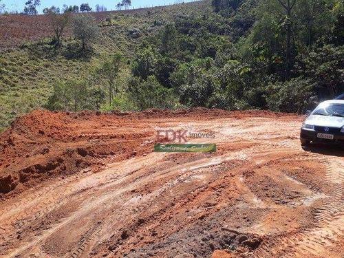 Imagem 1 de 6 de Chácara À Venda, 3250 M² Por R$ 120.000,00 - Zona Rural - Natividade Da Serra/sp - Ch0753