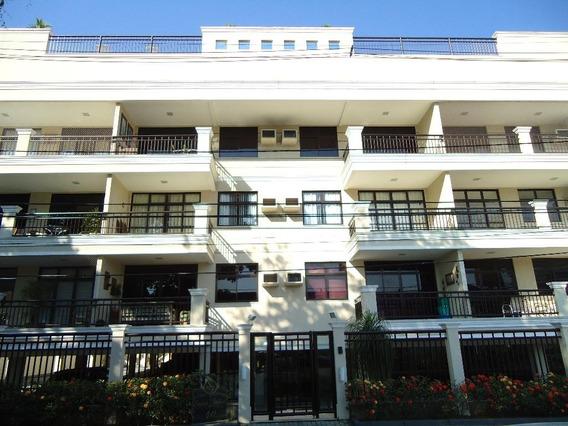 Apartamento Residencial À Venda- Condomínio Saint Fábio /marazul, Niterói. - Ap0119