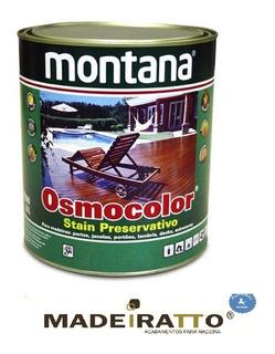 Osmocolor Stain Transparente - 900ml