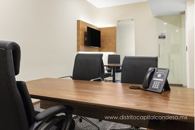 Espacio De Oficina En Centro De Negocios Co-working, Comonfort, Metepec
