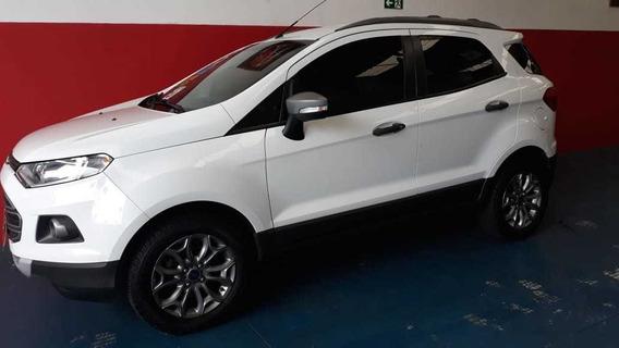 Ford Ecosport 2.0 Freestyle 2015 Branco Automático