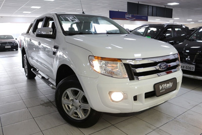 Ford Ranger Xlt Pick-up Flex !!!! C. Dupla 2015!!!