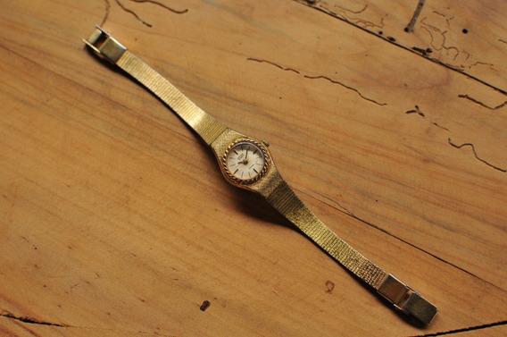 Relógio Citizen 3028106 Seven Folhado - Necessita Manutenção