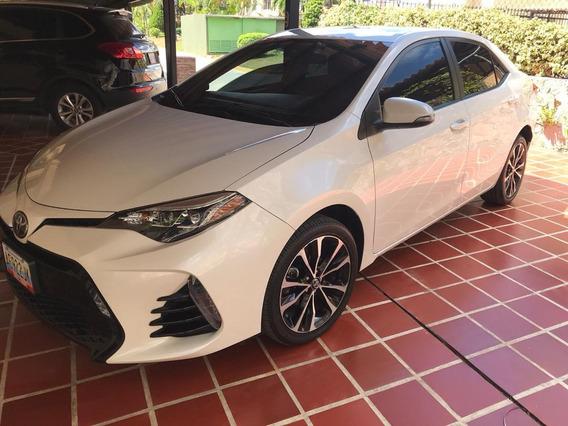 Toyota Corolla Se Automático