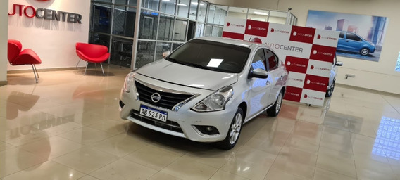 Nissan Versa Advance Pure Drive