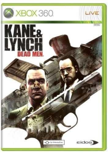 Kane & Lynch Original Xbox 360
