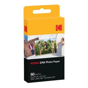 Kit Filme Instantâneo Para Zink Photo Paper 5 Pacotes