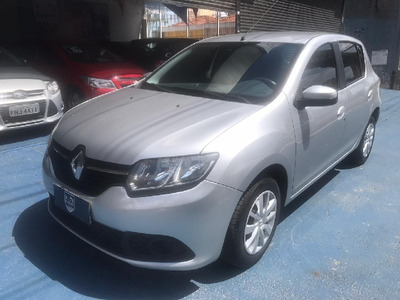 Renault Sandero Expression 1.6 8v Flex Manual