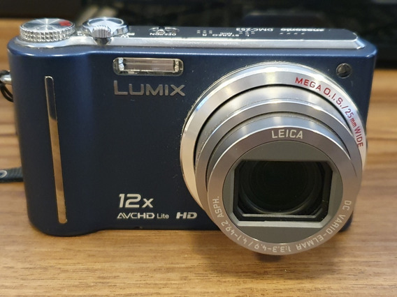 Camera Panasonic Lumix Dcm Zs3