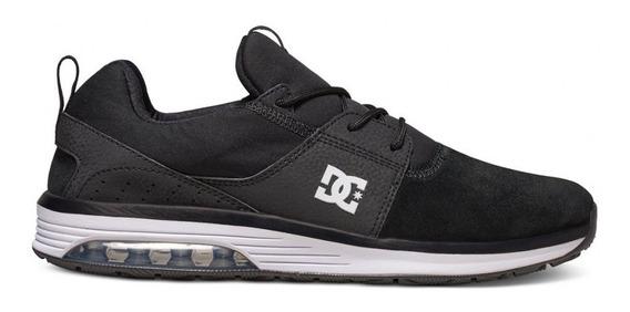 Zapatillas Dc Heathrow Ia Negro (001)