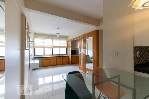 Apartamento No 16º Andar Com 1 Dormitório E 1 Garagem - Id: 892986232 - 286232