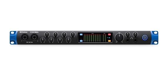 Interface De Áudio Presonus Studio 1824c Usb-c Com Garantia