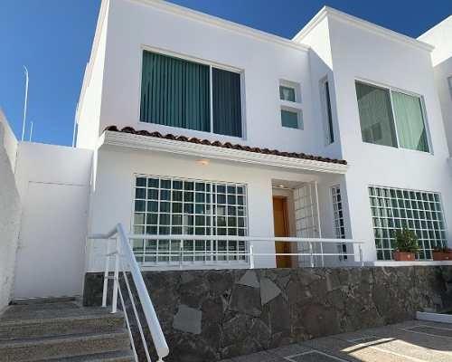 Casa Amueblada En Renta En Real De Juriquilla Queretaro