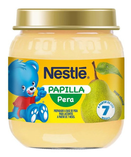 Papilla Pera Nestle X 113gr