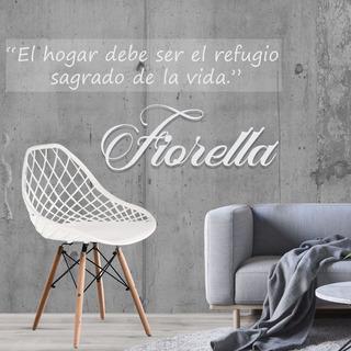 Silla Fiorella Eames Diseño Comedor