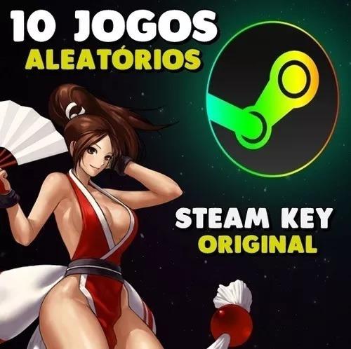 10 Jogos Steam Keys Premium Original