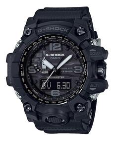 Relógio Casio G Shock Gwg 1000-1a1 Full Black Mudmaster