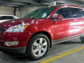 Chevrolet Traverse 2012 Roja