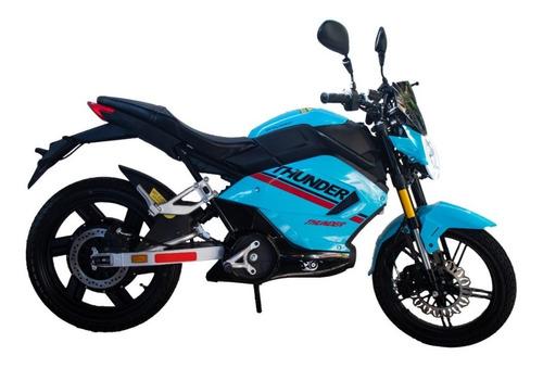 Thunder Gilroy Motor 3000w Litio 72v 26ah Moto Electrica