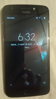 Moto E4 Casi Nuevo Cero Detalles
