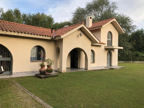 003- Casa En Venta Icho Cruz