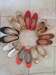 Zapatos Chatitas (balerinas)