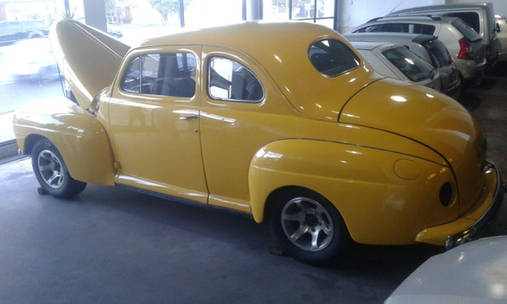 Coupe Ford 47