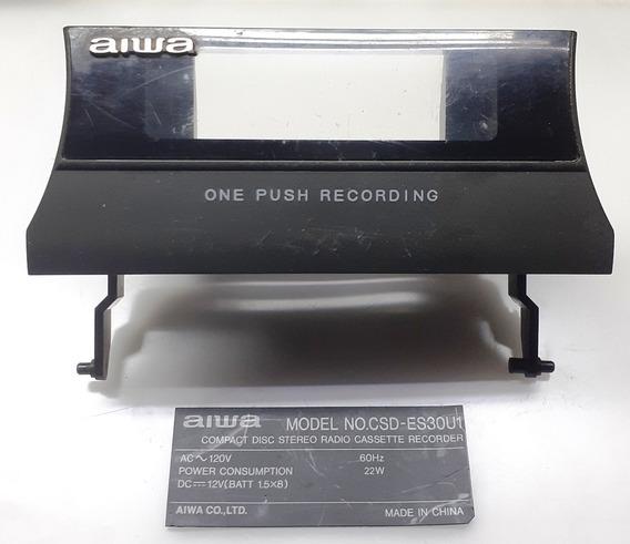 Tampa Do Deck Radio Cd Player Aiwa Es30u1