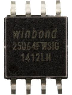 Chip Bios 25q64fwsig Para Cam Giratoria Netbook G5