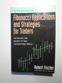 Livro Fibonacci For Traders Autor Fischer - No Idioma Inglês