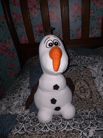 Olaf, Boneco De Pelúcia, Frozen, Disney