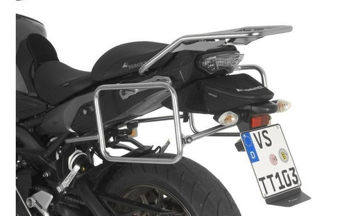 Suporte De Maletas Laterais Touratech P/ Yamaha Mt-09 Tracer