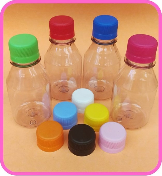 Envases Golosineros Candy Bar Botellita Ibu X 10 Unidades
