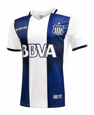 Camiseta De Talleres Givova Oficial Original Titular 2019