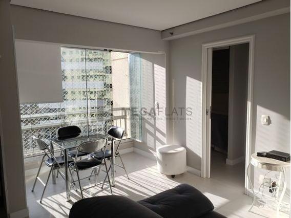 06433 - Flat 1 Dorm, Bela Vista - São Paulo/sp - 6433