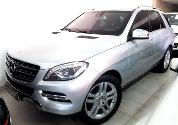 Mercedes-benz Ml 350 3.0 Bluetec Sport V6 Diesel 4p