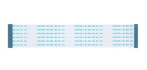Vx-2100 Flex Cable Plano Cinta Conector / Placa Madre-frente