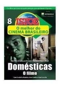 Dvd-domésticas O Filme:isto É:o Melhor Do Cinema Brasileiro
