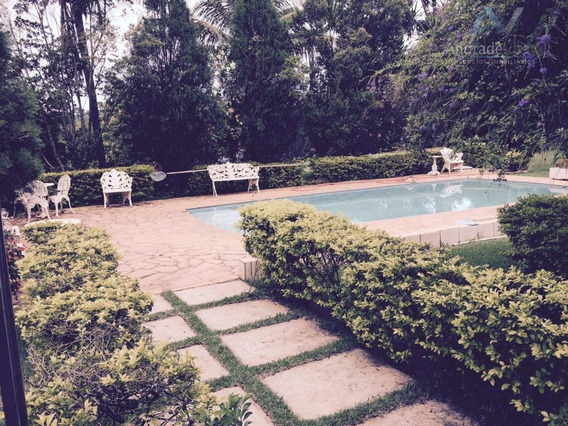 Chácara Residencial À Venda, Recanto Monte Belo, Campinas. - Ch0011