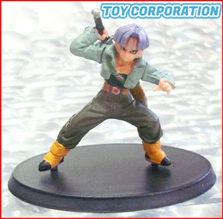 Trunks Del Futuro Dragon Ball Legend Manga Salvat Nº 5 2008