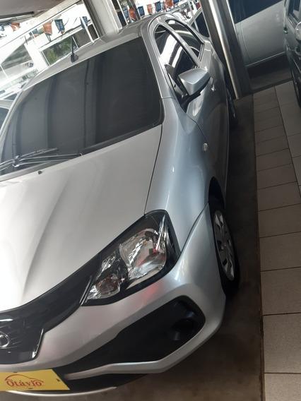 Toyota Etios 1.5 16v X Aut. 4p 2018