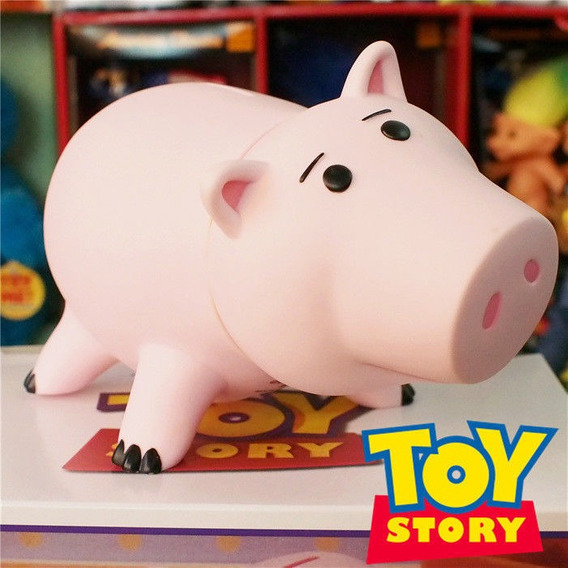 Alcancias Puerquito Hamm Toys Story 4 Oferta !!!