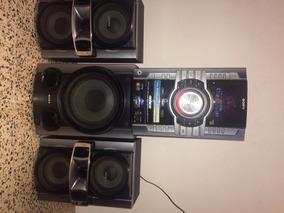 Equipo De Sonido Sony Genezi !!!