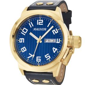 Relógio Magnum Masculino Original Garantia Nota Ma32765a