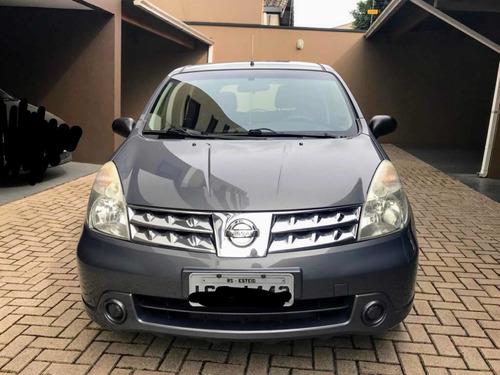 Imagem 1 de 8 de Nissan Livina 2012 1.6 S Flex 5p